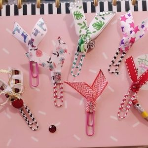 Handmade Happy Planner Paperclips
